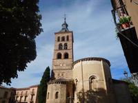 Segovia Kirchturm