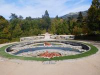 La Granja Brunnen