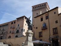 Stadtrundgang durch die Altstadt von Segovia (15)