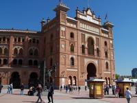 Plaza de Toros in Madrid