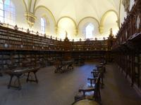 Universitätsbibliothek in Salamanca