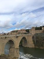 Brücke Alcántara Toledo