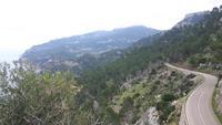 Fahrt entlang der Westküste (Mirador de Ricard Roca)