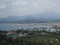 Blick vom Aussichtspunkt Colomer auf Port d' Pollenca
