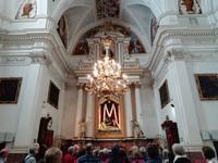 In der Kirche des Klosters