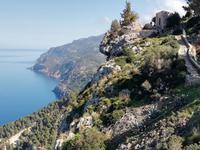 Fotostopp an der Steilküste