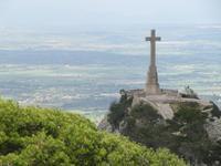 Blick vom Puig de San Salvador