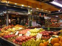 Markthalle in Palma