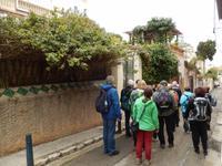 Wanderung durch Palma