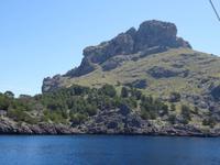 Fahrt entlang der Küste nach Sa Calobra