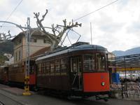 Porte de Soller Straßenbahn