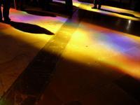 Farbspiel in der Kathedrale La Seu