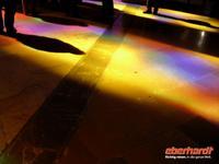 Farbspiel in der Kathedrale - so hÀtte es aussehen mÜssen