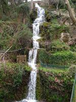 Wasserfall La Granja