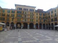 Placa Major in Palma