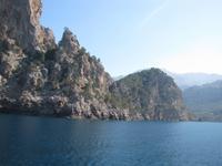 Bootsfahrt von Sa Calobra nach Port de Sóller