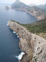Steilküste von Formentor