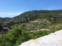 Blick auf Valldemossa