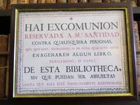 In der alten Bibliothek