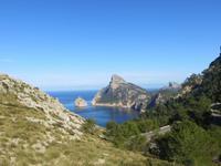 Auf der Halbinsel Formentor