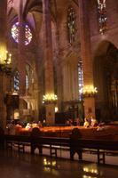In der Kathedrale von Palma