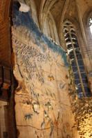 Moderne Kunst in der Kathedrale von Palma