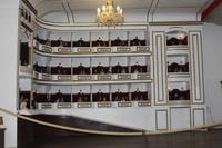 La Granja - Musikzimmer