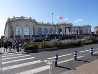 Deauville, Spaziergang durch den Ort, Casino