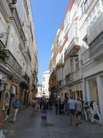 Cadiz  - Altstadt