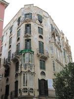 Hübsche Altstadt von Palma