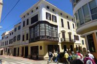075-Stadtrundgang in Mahón - boinder