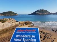 Wanderreise Nord-Spanien – Jakobsweg und Atlantik 9 Tage Wanderreise in Nordspanien mit San Sebastian – Picos de Europa – Jakobsweg – Santiago de Compostela – Port (262)