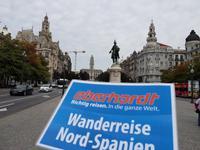 Wanderreise Nord-Spanien – Jakobsweg und Atlantik 9 Tage Wanderreise in Nordspanien mit San Sebastian – Picos de Europa – Jakobsweg – Santiago de Compostela – Port (2656)