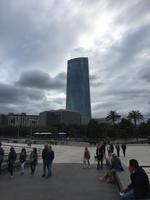 Zeit in Bilbao
