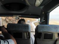Auf dem Weg von Betancuria zur Aloefarm