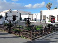Marktplatz von Teguise