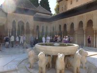 La Alhambra - Granada - Wandern Andalusien