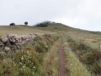 Wanderweg nach Sabinosa