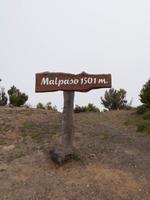 Malpaso, höchster Gipfel El Hierros