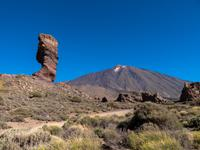 Teide Nationalpark, Roques de Garcia