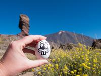 Frohe Ostern vom Teide!