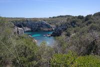 Bucht von Es Canutells