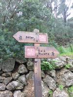 Wanderung nach Soller