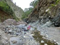 Wanderung in der Caldera Taburiente
