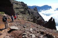 Wanderung vom Roque de los Muchachos zum Pico de la Cruz – La Palma
