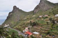 Taganana, Anagebirge