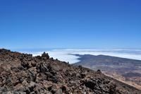 Auf zum Gipfel des Teide (3.718 m)