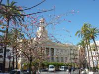 Stadtzentrum von Cadiz