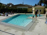 Badespaß im Pool der