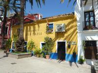 Romantische Altstadt von Marbella